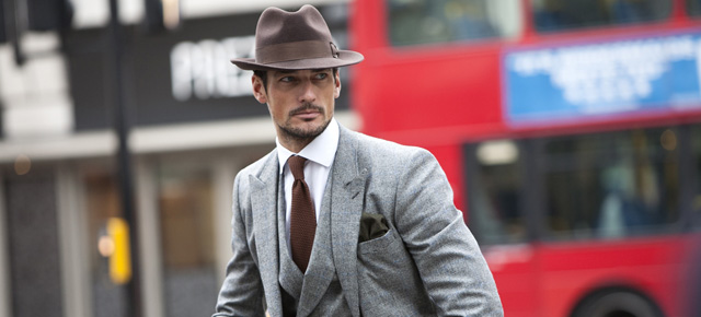 (En photos) David Gandy un mannequin, plus bel homme au monde