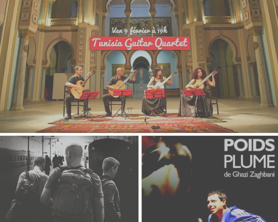 Tunis bouge, les bons plans du weekend